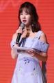 Actress Park So-hyun with singer Minseo