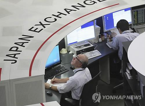 日증시, 반등하던 닛케이 하락 마감…0.05%↓
