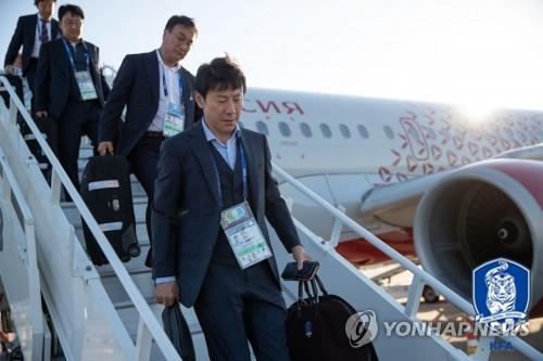 [월드컵] 베이스캠프 복귀 비행기 이륙 전 살아난 신태용호 16강행 희망