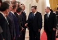 Moon with Russian Cabinet ministers