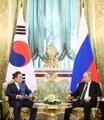 S. Korea-Russia summit