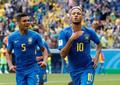 '네이마르 쐐기골' 브라질, 코스타리카 2-0 승리