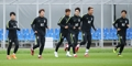 (كأس العالم) منتخب كوريا الجنوبية في دورة تدريبية