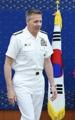 U.S. naval commander in Seoul