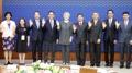 FM Kang with ASEAN representatives
