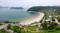 Seolri Beach on Namhae Island