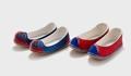 Joseon Dynasty silk shoes