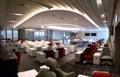 Korean Air lounge at Gimpo Int'l airport