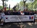 Se conmemora en París el aniversario de la Guerra de Corea