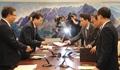 Diálogos intercoreanos sobre las vías férreas