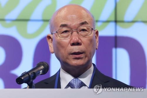 """이효성 """"네이버·구글, 인터넷 생태계 위해 협력 강화해야"""""""