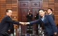 韩朝举行公路合作小组会谈
