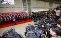 منتخب كوريا الجنوبية يعود إلى الوطن