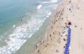 Se abre la playa de Haeundae