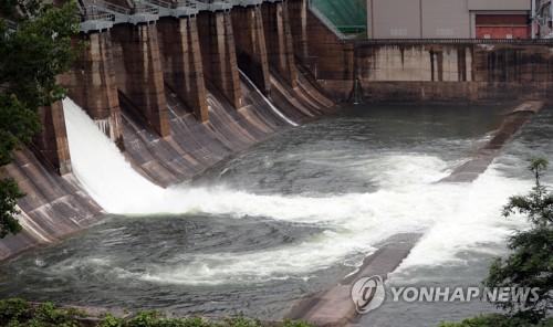 북 임남댐 건설 후 한강수계 4개댐 발전량 감소…수도권 물 부족