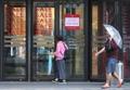 百货店也缩短工时晚开门