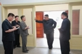 N.K. leader expresses dissatisfaction with workers