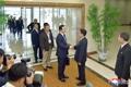 N.K. reports visit by South Korea's basketball delegation