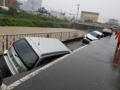 Daños por el tifón