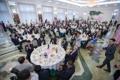 南北統一バスケ大会 歓迎夕食会開催