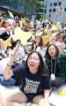 「慰安婦問題解決を」 集会に中学生参加