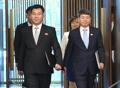 韩朝山林合作会谈启动