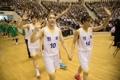 南北バスケ大会 15年ぶり開催