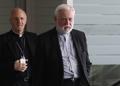 El canciller del Vaticano visita Corea del Sur