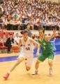 南北バスケ大会 女子混成チームが対戦
