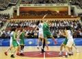 Basketteuses des deux Corées