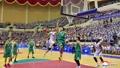 Match intercoréen de basket