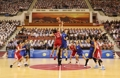 韩朝女篮友谊赛