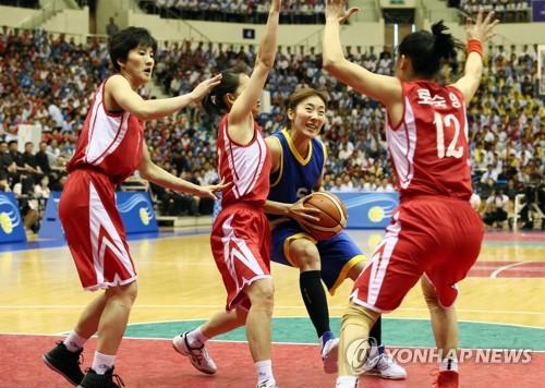여자농구 대표팀이 꼽은 단일팀 성공의 열쇠 '의사소통과 시간'