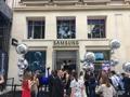 Samsung sur les Champs-Elysées