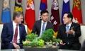韩防长会见美国众议院代表团