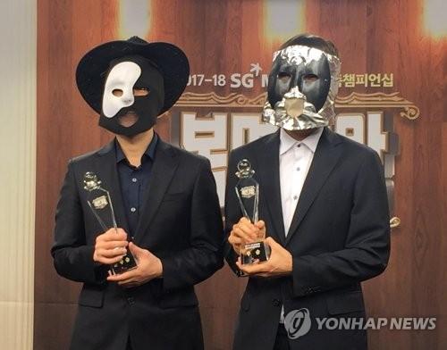 복면기왕 우승 '다크나이트' 정체는 박정환