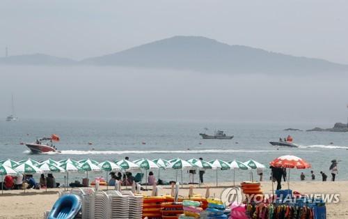 해운대해수욕장[연합뉴스 자료사진]