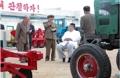 N. Korean leader at potato powder factory