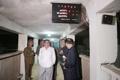 Kim Jong-un at potato powder factory