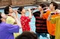 BTS et Park Bo-gum pour Coca Cola