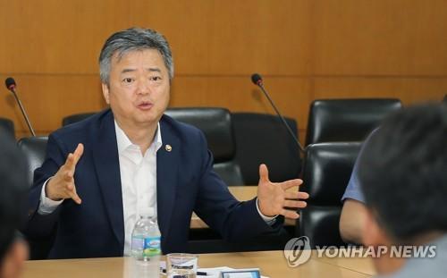 이인호 차관, 철강산업 현장방문