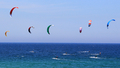 Kite-surfing