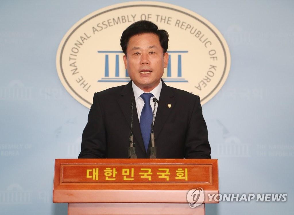 송갑석, 국정원 기획 탈북 의혹 진상규명 촉구
