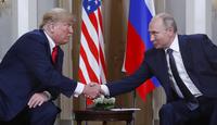 트럼프-푸틴, 헬싱키서 첫 정상회담…양자·국제 현안 논의