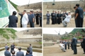 N.K. leader chastises construction delay