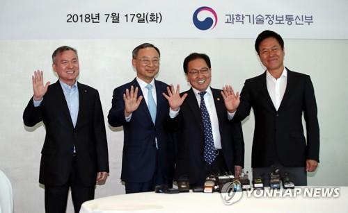 MWC 1주일앞…'5G 경쟁' 이통사 CEO들 글로벌 우군 확보전