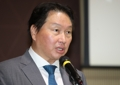 SK Group Chairman Chey at forum