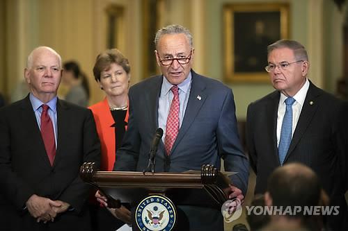 미 의회 내주 미러 정상회담 청문회…폼페이오 출석 예정