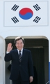 韩总理启程出访非洲中东三国