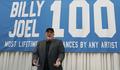 빌리 조엘, 뉴욕 매디슨스퀘어가든서 100회 공연 대기록